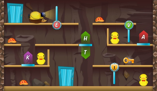 Maze concept screenshot